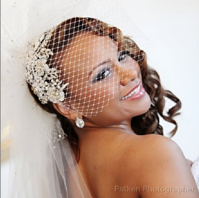 Tanya | crystal comb - Bridal Styles Boutique.12 PM