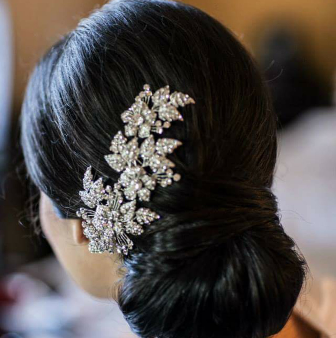 crystal hair comb - Bridal Styles Boutique